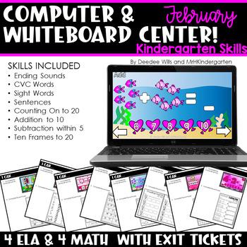 Computer Center for Kindergarten | February