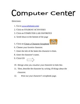 Computer Centers