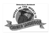 Computer Class - Where in the World is Carmen SanDiego?