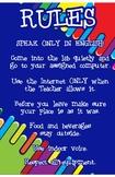 Computer Classroom Rules