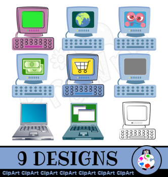 Computer Clip Art Technology