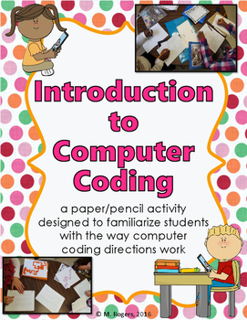 Computer Coding - An Introduction Lesson