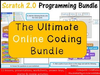 Computer Coding Bundle – ISTE 2016 Aligned (Save $45)