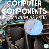 Computer Components Informational Texts: Multiple Choice Comprehension Questions