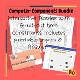 Computer Components Interactive Bundle