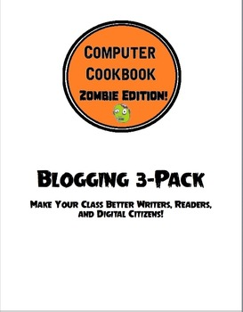 Computer Cookbook: Zombie Edition (Blogging 3 Pack)