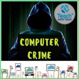 Computer Crime Lesson Activity