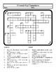 Computer Crossword Puzzles