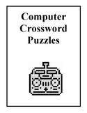 Computer Crossword Puzzles