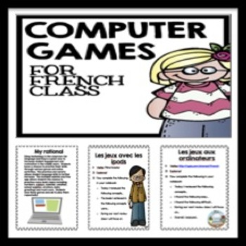 Computer Game for French Beginner Review