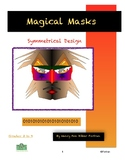 Computer Graphics Symmetrical Mask for 3rd to 9th Grade