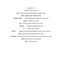 Computer Graphics Vocabulary and Quick Vocabulary Test