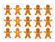 Computer Graphing for K & 1st Grade-- Can You Catch the Gingerbread Man?