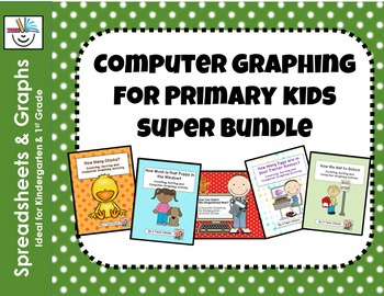 Computer Graphing for Primary Kids Bundle