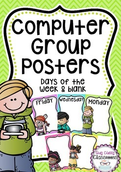 Computer Group Posters