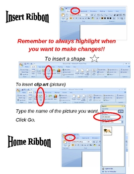 Computer How-To Signs