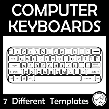 photo about Printable Computer Keyboard referred to as Printable Computer system Keyboard Worksheets Instructors Spend Academics