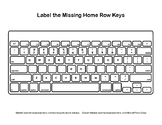 Computer Keyboarding Worksheets