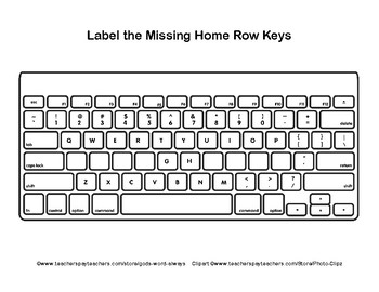 Geeky image throughout printable keyboarding worksheets