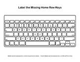 Computer Keyboarding Worksheets