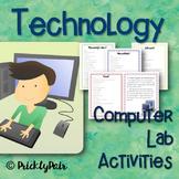 Computer Lab Activities