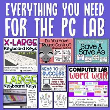 Computer Lab Bundle Pack for PC