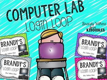 Editable Computer Lab Login Loops