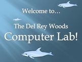 Computer Lab Rules Powerpoint (Template)