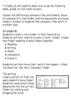 Computer Lab Tasks Planner 3