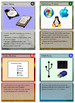 Computer Lab Trading Cards, Bingo/Slideshow and Puzzle Combo