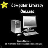 Computer Literacy Quizzes Distance Learning
