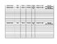 Computer Log Sheet