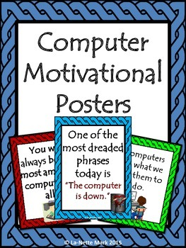 Computer Motivational Posters
