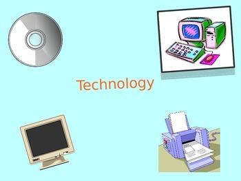 Computer Parts Slide Show