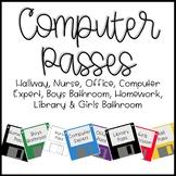 Computer Passes