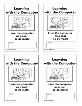 Computer Poster and Picture Cards