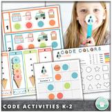 Computer Programming Activities for K-2