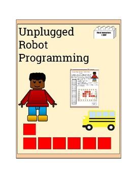Computer Programming Robot Problems