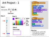 Computer Programming using Scratch