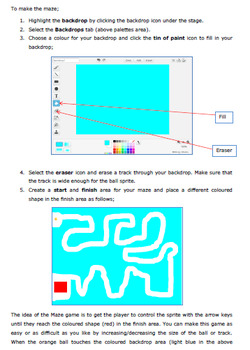 Computer Programming with Scratch
