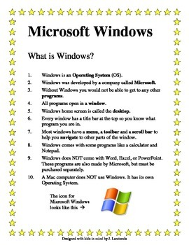Windows & Microsoft Office Packet
