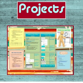 Computer Projects Bundle