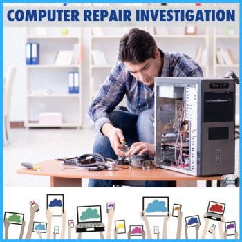 Computer Repair Investigation Video Questions
