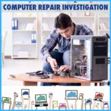 Computer Repair Investigation Video Questions