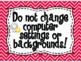 FREE Computer Rules - Chevron