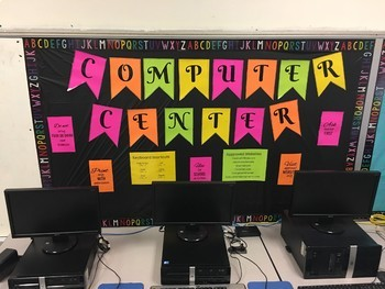Computer Rules Posters