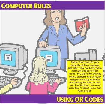 Computer Rules Using QR Codes