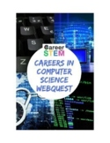 Computer Science Careers Webquest