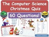 Computer Science Christmas Quiz! (ICT, Computing, Technology)