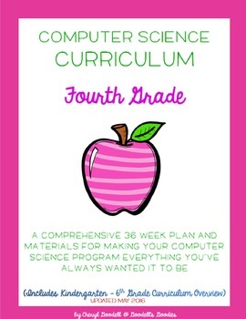 Computer Science Curriculum - Fourth Grade
